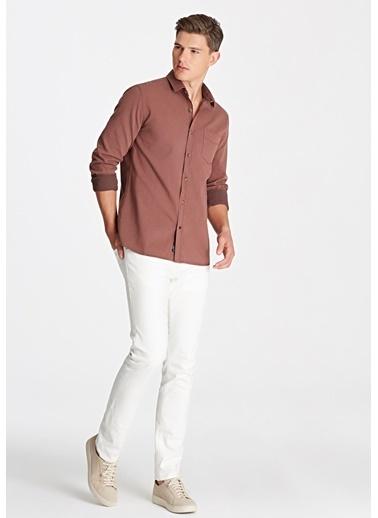 Mavi Jean Pantolon | Jake - Skinny Beyaz